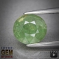 Preview: Demantoid, Oval, I1, 1.82 Carat, 7.6x6.8 mm, aus Madagaskar