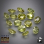 Preview: Demantoid, Oval, VS-SI, 0.2 Carat, 4.0x3.0 mm, aus Madagaskar , per Stück
