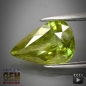 Preview: Sphen, Pear, VS-SI, 1.48 Carat, 9.8x6.6 mm, aus Madagaskar