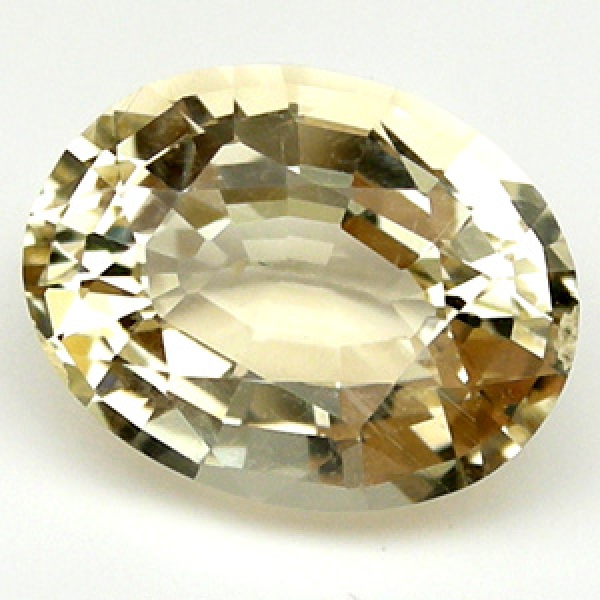 Labradorit 1.70 Carat, VVSI, oval, excellenter Schliff
