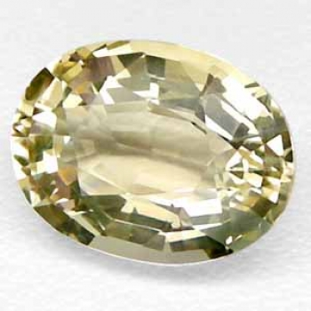 Labradorit 4.80 Carat, VVSI, oval, excellenter Schliff