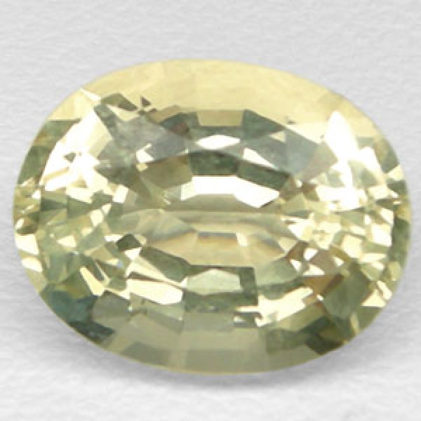 Labradorit 3.90 Carat, VVSI, oval, excellenter Schliff